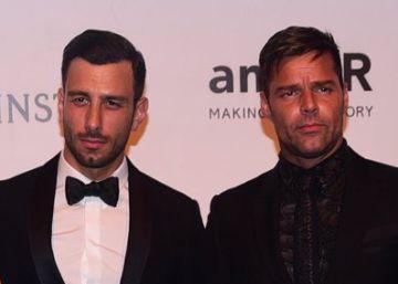 Ricky Martin se casa con el artista Jwan Yosef