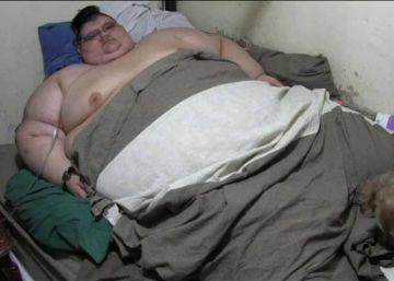 El hombre más gordo del mundo