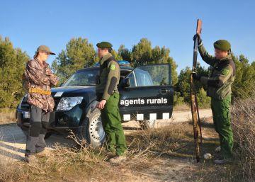 Los agentes forestales piden protección frente a las agresiones