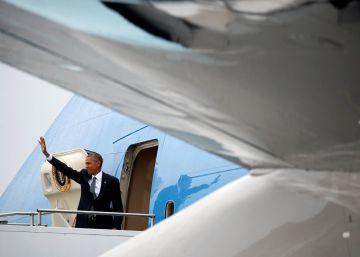 La última visita de Obama a Europa