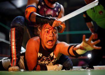 Lucha libre extrema en México