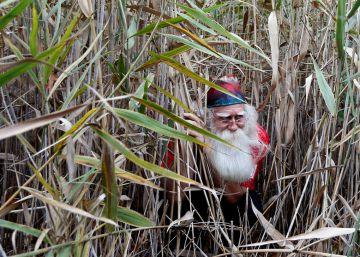 El arte de convertirse en Santa Claus