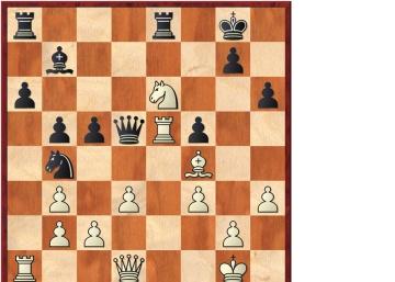 Carlsen juega de memoria