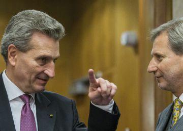 Juncker: ¡échalo ya!