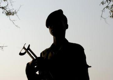 Niños soldado, aún esa atrocidad