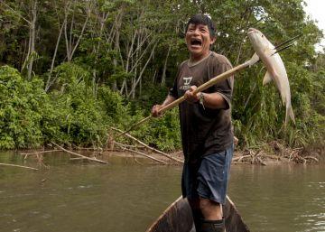 Ambina, la pesca artesanal de los Kichwa