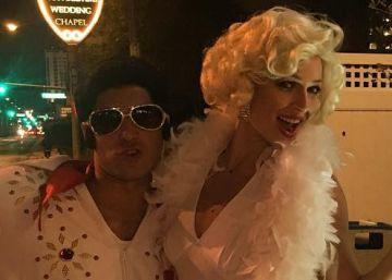 Eva González y Cayetano Rivera se casan de nuevo, esta vez en Las Vegas