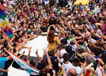 Cristina Kirchner nunca ha terminado de irse del todo