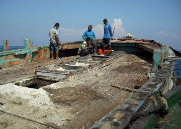 La FAO y el Vaticano piden liberar a los esclavos del mar