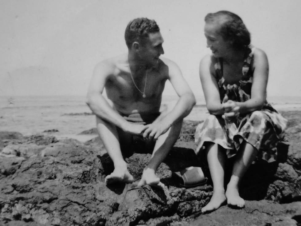 Ernesto García y Juana Rosa Hernández