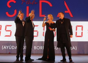 Miguel Bosé recauda más de un millón de euros en su Gala Sida