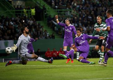 Sporting de Lisboa - Real Madrid
