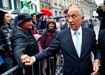 Todos pagan billete en el avión presidencial portugués