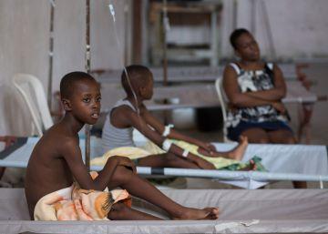 Cólera en el país de las emergencias
