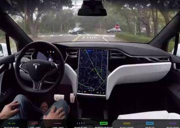 El vídeo que te hará vivir un trayecto en un coche sin conductor