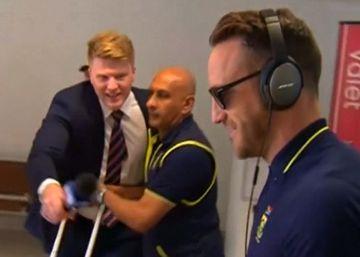 El equipo de cricket de Sudáfrica denuncia a una televisión australiana por acoso