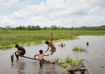 La vida y la mística del río, en peligro
