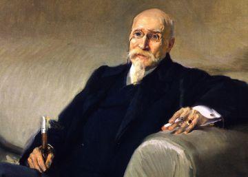 Echegaray, el Nobel de Literatura que siempre quiso dedicarse a las matemáticas