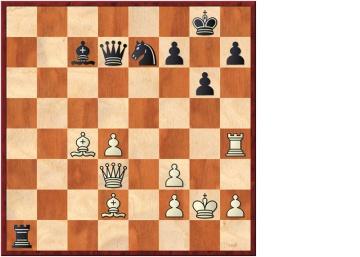 Carlsen, al borde del abismo