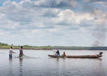 Cartografiar el alma del río Marañón