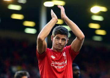 Steven Gerrard deixa os gramados