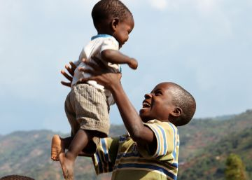 Cómo liberar a los niños de Burundi