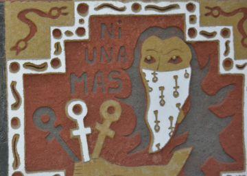 Bolivianas contra la violencia machista