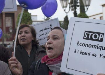 Patinazo y marcha atrás de la televisión marroquí