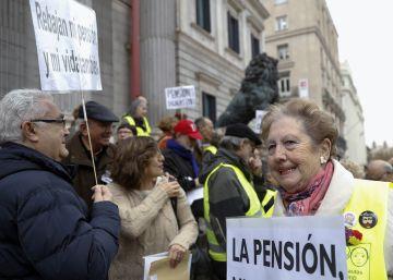 Blindar las pensiones