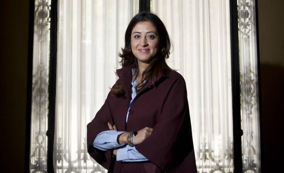 Sarra Arbaoui.