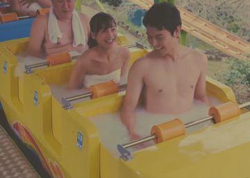 El parque de atracciones que es un 'spa'