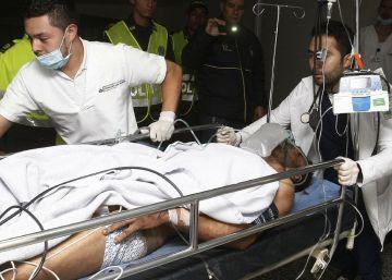 Em imagens, o acidente do avião da Chapecoense na Colômbia