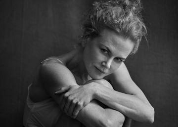 """Nicole Kidman: """"Es fantástico ser retratada a los 49"""""""