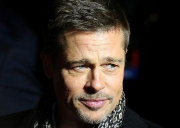 Brad Pitt se refugió en una isla en Acción de Gracias