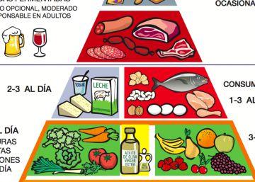 Carne, verdura, legumbres... pero sin procesar
