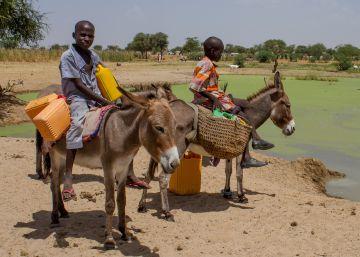 Misión: agua para todos