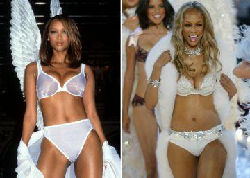 Así han cambiado los 'ángeles' de Victoria's Secret