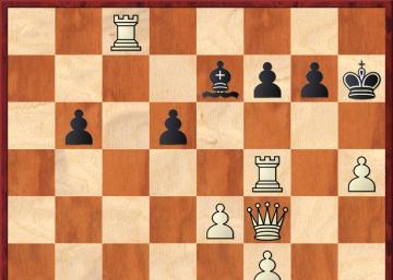 Análisis del desempate (4 de 4): Carlsen gana de nuevo