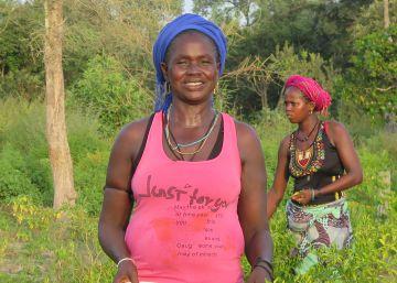 Mujeres en primera línea del cambio climático