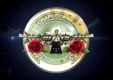 El tributo de Guns N' Roses al Chapecoense