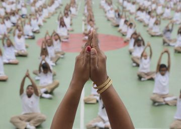 El yoga, Patrimonio Inmaterial de la Humanidad