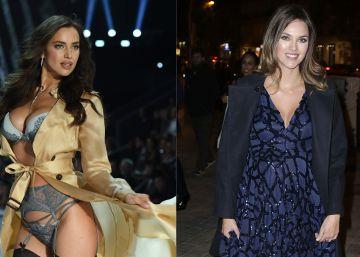 Irina Shayk y otras famosas que están embarazadas
