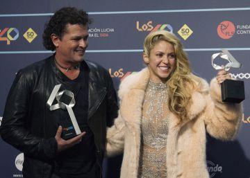 Gala de LOS40 Music Awards, en imágenes