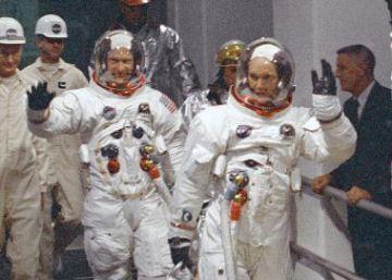 Buzz Aldrin, el segundo hombre que pisó la Luna, evacuado del Polo Sur por enfermedad