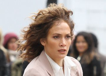 Jennifer Lopez publica una foto con el ojo morado