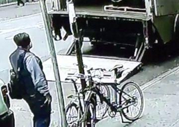 Un hombre aprovecha un descuido y roba un millón y medio de euros en oro