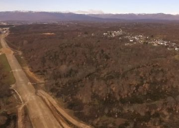 El AVE parará en una pedanía de 26 habitantes