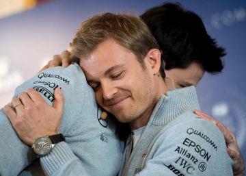 Fotogalería: la carrera de Rosberg
