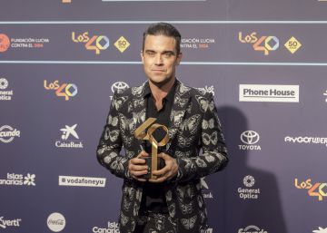 LOS40 Music Awards: la noche triunfal de Manuel Carrasco y Love Of Lesbian