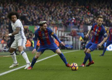 FC Barcelona - Real Madrid, en imágenes